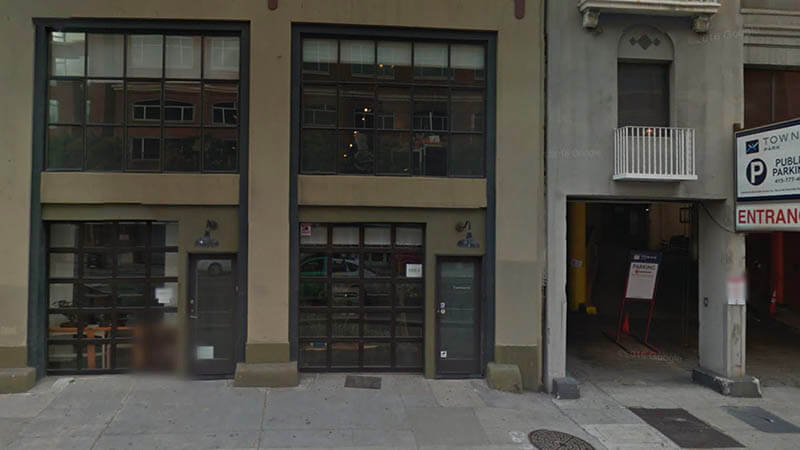 ArcTouch headquarters on Townsend Street in San Francisco in 2009