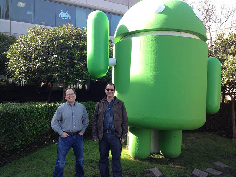 ArcTouch at Google (Android) headquarters