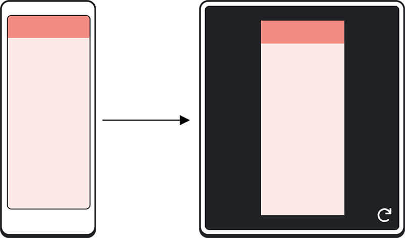 Android app development for foldables