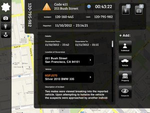SFPD Field Reporting App By ArcTouch App Developers