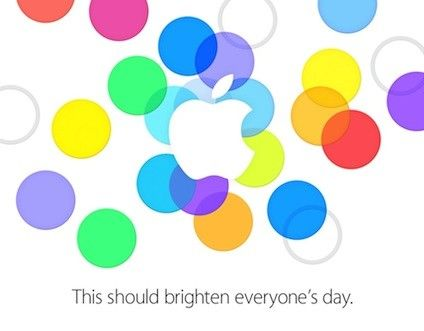 Apple September 10th Event Invitation
