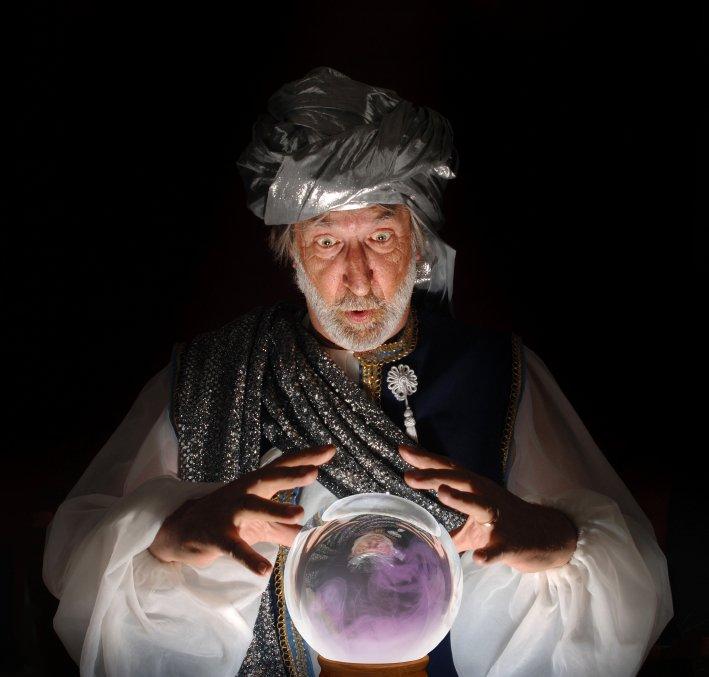 Crystal Ball Apple Event