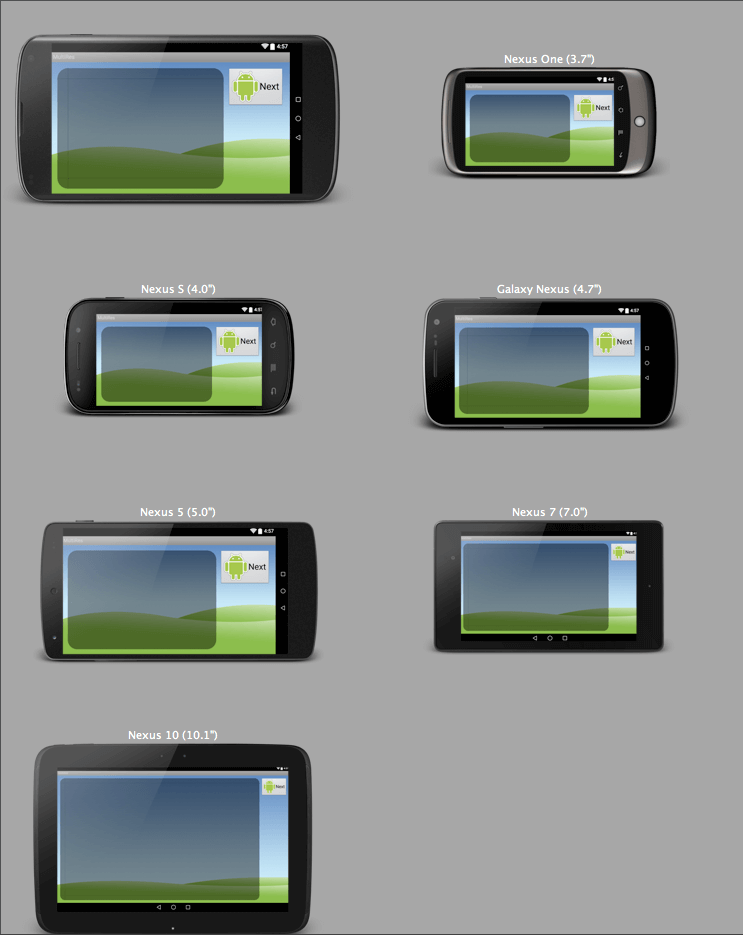 Android Layout Editor