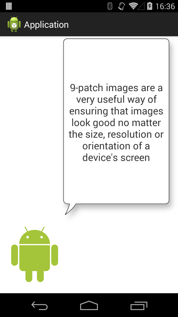 9-Patch Image Tall