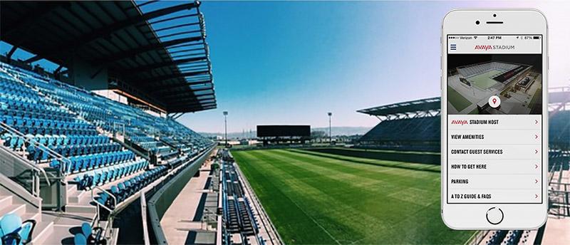 Avaya Stadium App