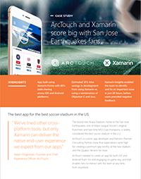Xamarin Development Case Study - Earthquakes