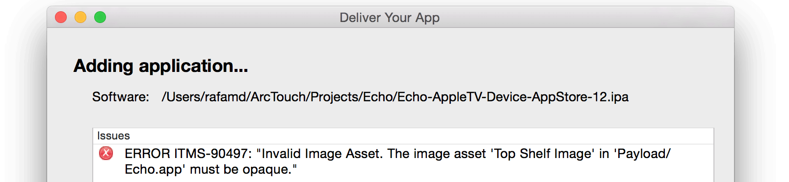 How to Succeed with Your Apple TV App Release Process