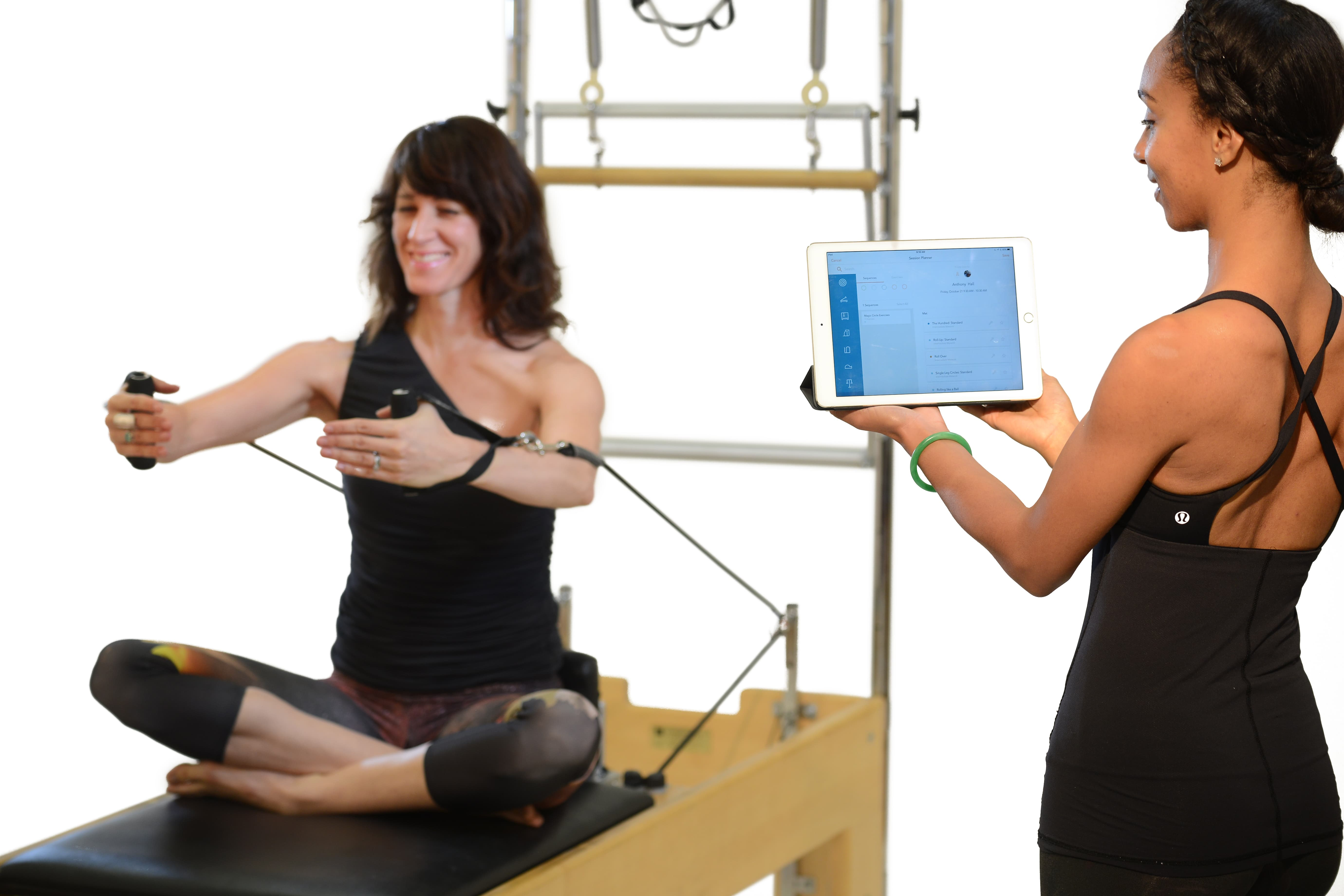 big data in healthcare pilates app