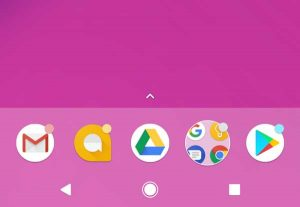 android notifications bagdes