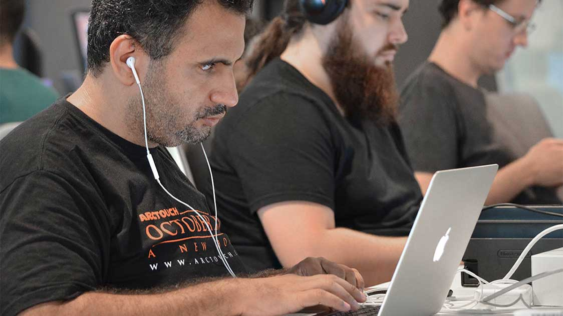Alexandre Costa Blind Software Developer
