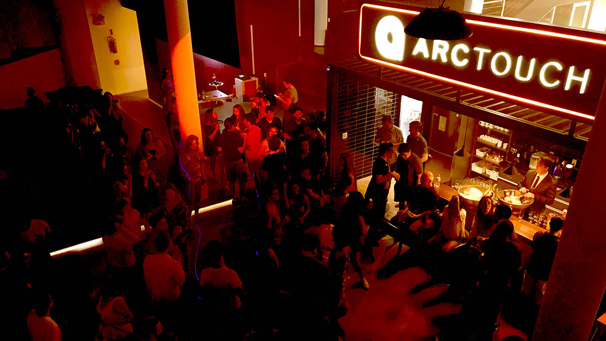 ArcTouch Brasil party