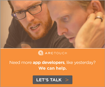 ArcTouch staff augmentation app developers
