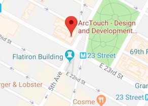 ArcTouch New York Office location