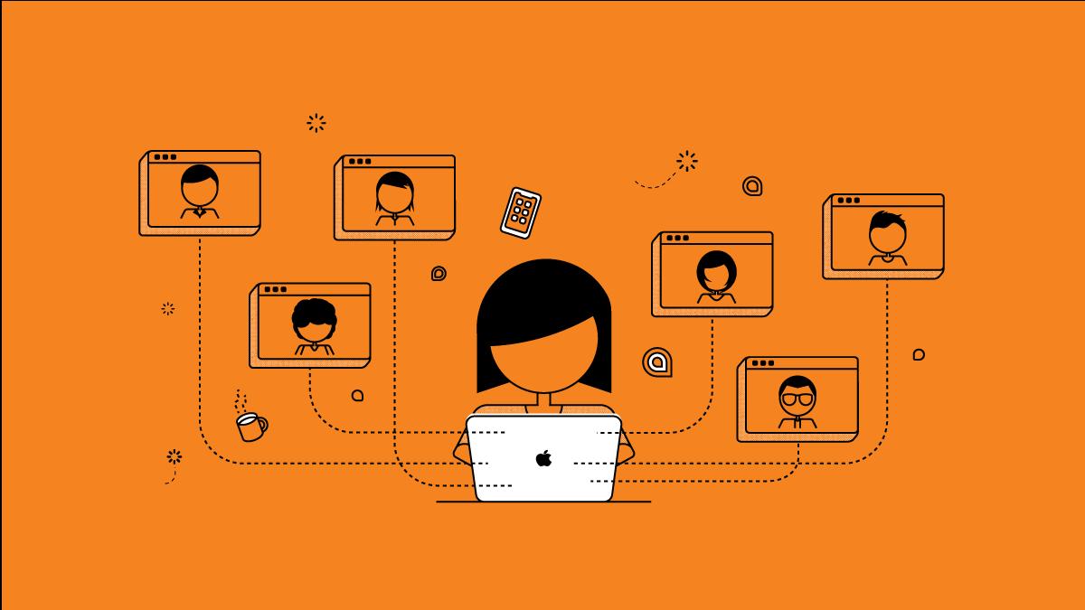 managing a remote design team structure