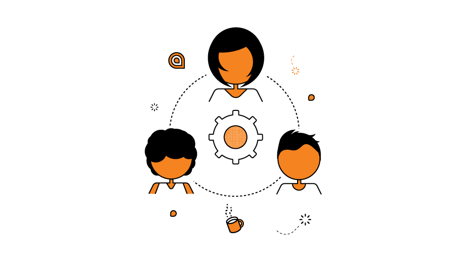 managing a remote design team iteration and analysis