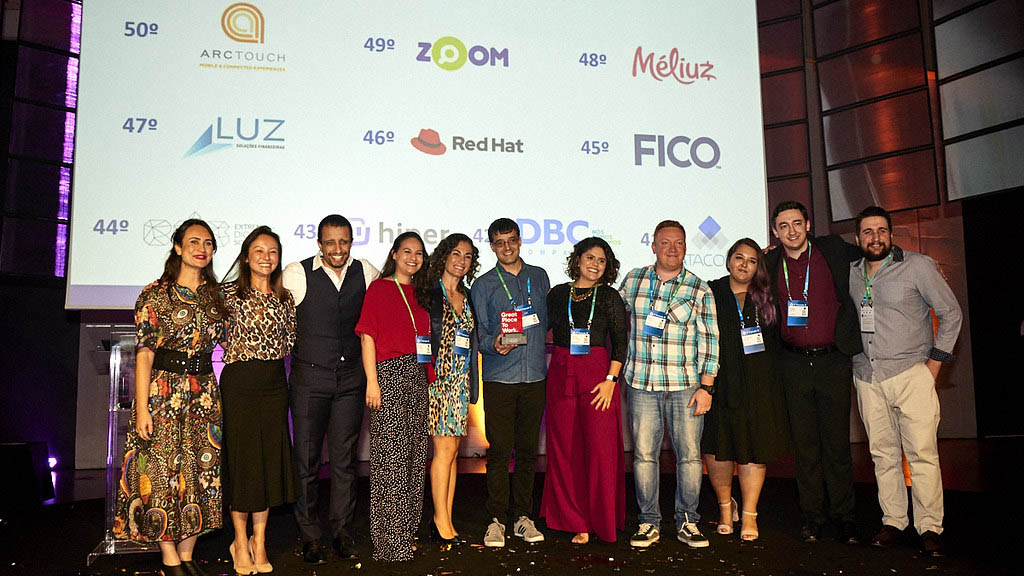 ArcTouch Brasil receives the Great Place to Work award