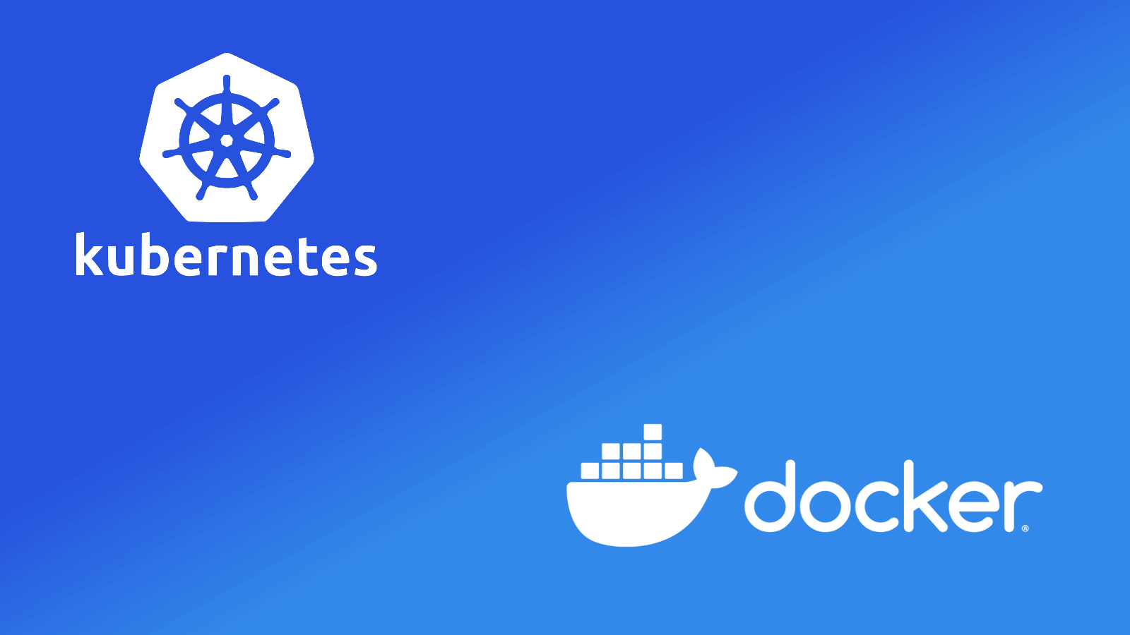 Kubernetes vs. Docker containerized apps ArcTouch blog